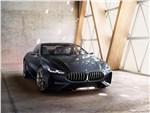 BMW 8-Series Concept 2017 вид спереди