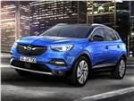 Opel Grandland X - Opel Grandland X 2018 вид спереди сбоку