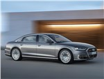 Audi A8 - Audi A8 L 0018 лицо спереди