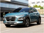 Hyundai Kona 2018 вид спереди