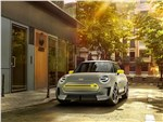 Mini Electric Concept 2017 вид спереди