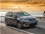 Chrysler Pacifica - Chrysler Pacifica 2017 вид спереди