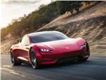 Tesla Motors Roadster - Tesla Rodster Concept 2020 вид спереди