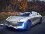 Renault Symbioz Concept 2017 вид спереди