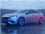Honda Insight Concept 2018 вид спереди