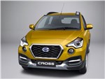 Datsun Cross - Datsun Cross 2018 вид спереди