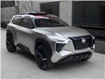 Nissan Xmotion - Nissan Xmotion Concept 2018 Золотая рыбка