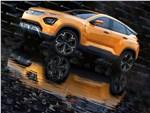 Tata H5X Concept 2018 вид сбоку
