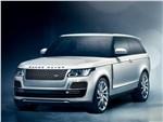 Land Rover Range Rover SV Coupe 2019 вид спереди