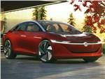 Volkswagen ID Vizzion Concept 2018 вид спереди