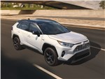 Toyota RAV4 - Toyota RAV4 2019 вид спереди
