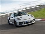 Porsche 911 GT3 RS 2019 Слагаемые рекорда