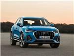 Audi Q3 2019 вид спереди