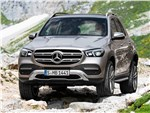 Mercedes-Benz GLE 2020 вид спереди