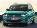 Volkswagen T-Cross - Volkswagen T-Cross 2019 вид спереди