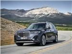 BMW X7 2019 вид спереди