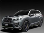 Subaru Forester STI 2019