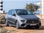 Mercedes-Benz B-Class - Mercedes-Benz B-Class 2019 вид спереди