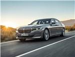 BMW 7 series - BMW 7-Series 2019 вид спереди