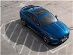 Jaguar XE - Jaguar XE 2020 вид сверху