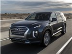 Hyundai Palisade 2020 вид спереди