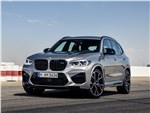 BMW X3 M - BMW X3 M Competition 2020 вид спереди