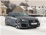 Audi RS4 - Audi RS4 Avant 2018 вид спереди