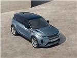 Land Rover Range Rover Evoque - Land Rover Range Rover Evoque 2020 вид сверху