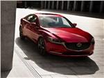 Mazda 6 2018 вид спереди