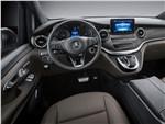 Mercedes-Benz V-Class - Mercedes-Benz V-Klasse 2020 водительское место