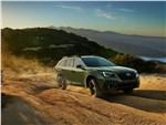 Subaru Outback - Subaru Outback 2020 вид спереди