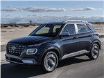 Hyundai Venue - Hyundai Venue 2020 вид спереди