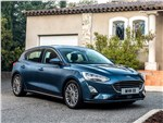 Ford Focus - Ford Focus 2019 вид спереди