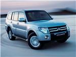 Гибридная установка Mitsubishi Pajero обещает…