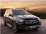 Mercedes-Benz GLS - Mercedes-Benz GLS 2020 вид спереди