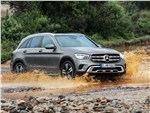 Mercedes-Benz GLC - Mercedes-Benz GLC 2020 вид спереди