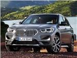 BMW X1 - BMW X1 2020 вид спереди