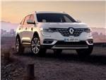 Renault Koleos 2020 вид спереди
