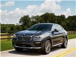 BMW X4 - BMW X4 2019 вид спереди