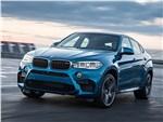 BMW X6 M - BMW X6 M 2016 вид спереди