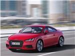 Audi TT - Audi TT Coupe 2019 вид спереди