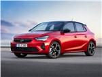 Opel Corsa - Opel Corsa 2020 вид спереди сбоку