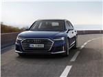 Audi S8 - Audi S8 2020 вид спереди