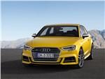 Audi S3 - Audi S3 2017 вид спереди