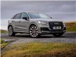Audi SQ2 - Audi SQ2 2019 вид спереди