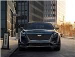 Cadillac CT6 - Cadillac CT6 2019 вид спереди