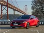 Mazda 3 - Mazda 3 2019 вид спереди