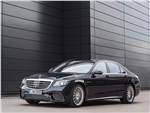 Mercedes-Benz S-Class AMG - Mercedes-Benz S65 AMG 2018 вид спереди
