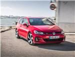Volkswagen Golf GTI - Volkswagen Golf GTI 2017 вид спереди