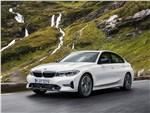 BMW 3 series - BMW 3-Series 2019 вид спереди